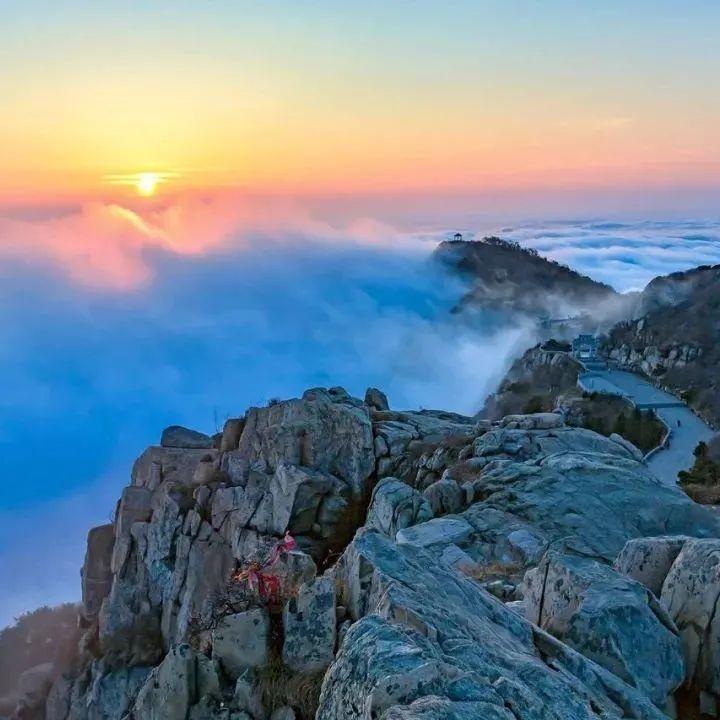 泰山景区暂不接待来自中高风险地区游客省外游客需持核酸证明