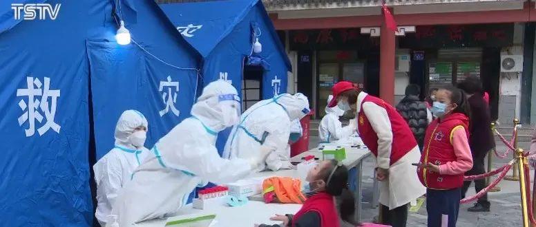 疫情防控天水在行动|天水市机关党员干部下沉社区助力疫情防控