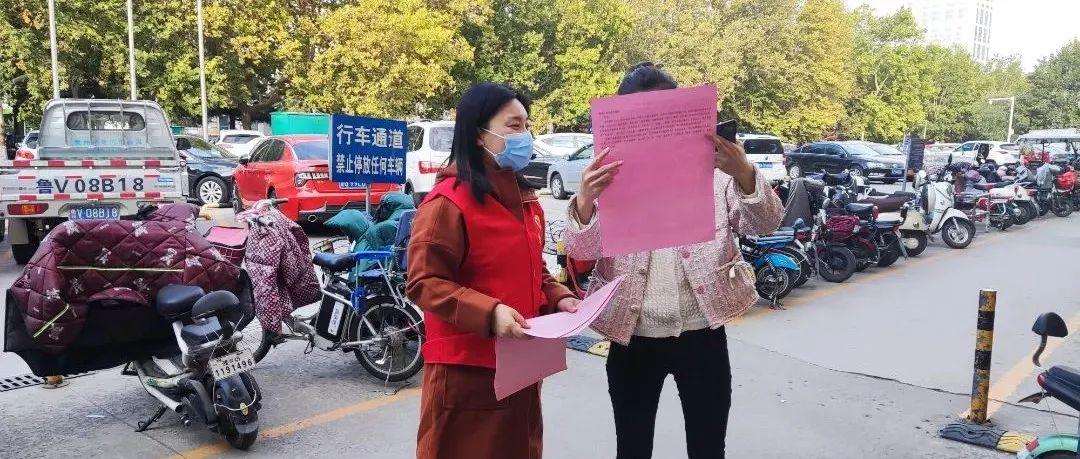 青州团市委深入企业、商超、景区,扎实开展群众满意度宣传工作