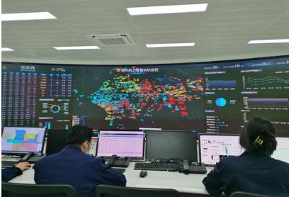 11月8日,郑州供暖一次管网开始升温!